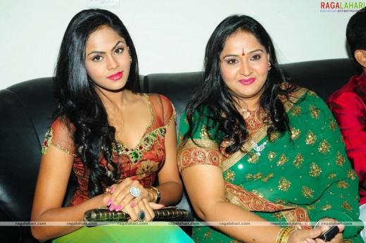 Radha daughter Karthika