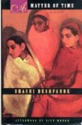 A Matter of Time by Shashi Deshpande: A Book Review