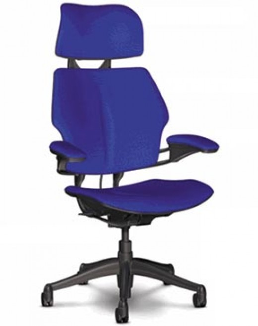 Humanscale Freedom Ergonomic Office Chair