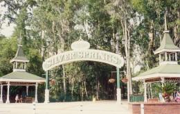 Silver Springs entrance