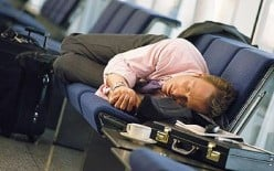 Eliminate Jet Lag With Essential Oils