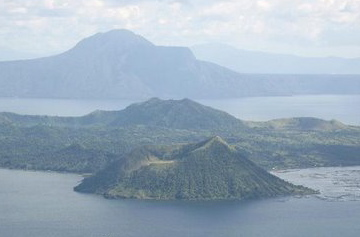 Taal Volcano and Lake