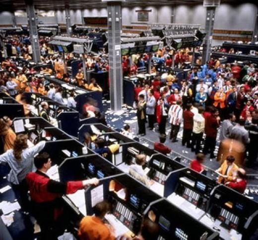 Inside the London Stock Exchange