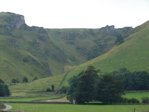 Castleton - Derbyshire - UK