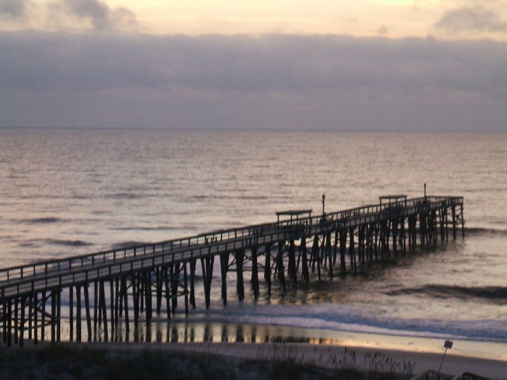 Salt water fishing from a pier hubpages for Saltwater pier fishing