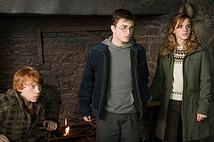 Harry Potter and the Order of the Phoenix movie scene