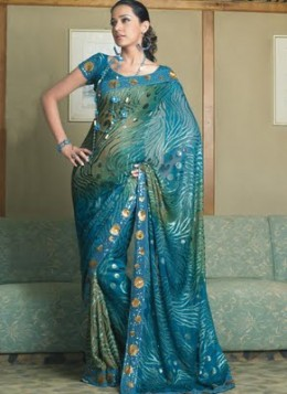 New Designer Sarees  Wallpaper Photos Pictures Pics Images 2013