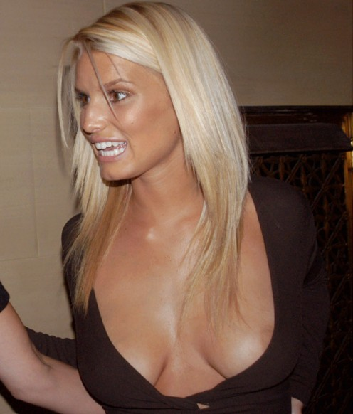 Jessica Simpson hot news