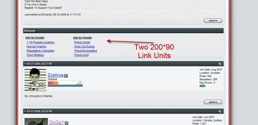 Link Units
