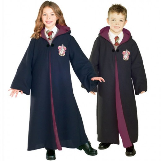 Adult Harry Potter Costume. Like I mentioned at the beginning, ...