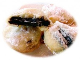 Fried OREO's mmmm...
