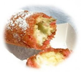 Fried TWINKIES mmm mmm mmm...