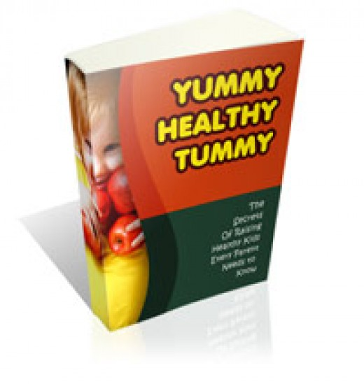 Discover the secrets to children eating healthy!