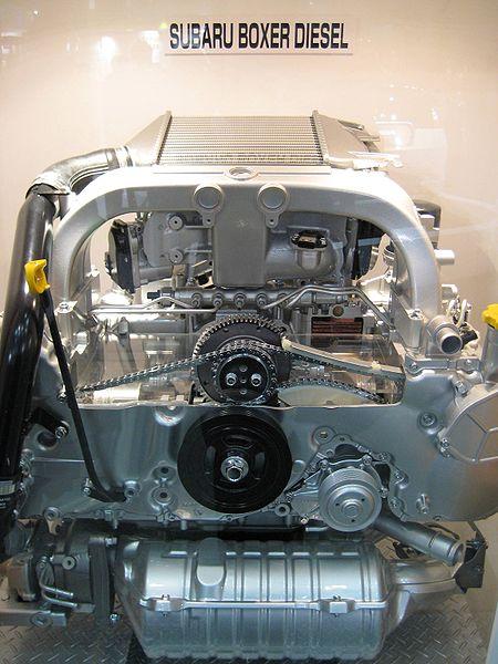 Subaru Turbo Diesel