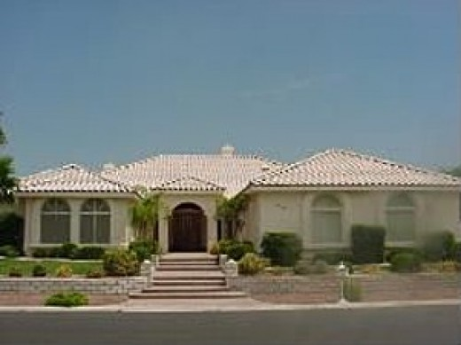 Home for Sale Las Vegas House #1 Exterior