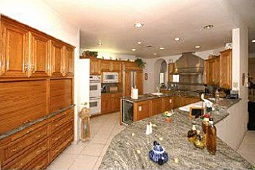 Home for Sale Las Vegas House #1  Interior Kitchen
