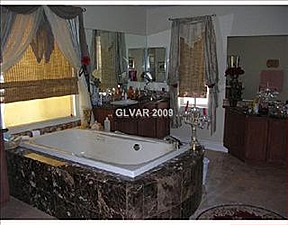 Home for Sale Las Vegas House #2 Master Bath Suite