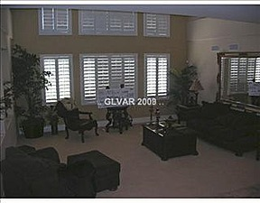 Home for Sale Las Vegas House #2 Living Room
