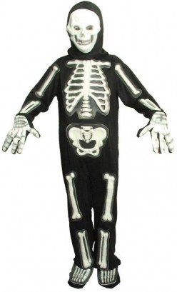 Halloween Skeleton Costumes, Decorations and Accessories