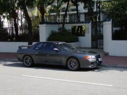 Nissan R32 Skyline GTR