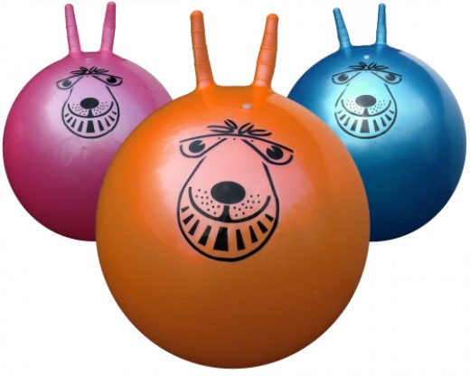 Space Hopper Party