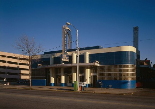 Greyhound Station, opened in 1939