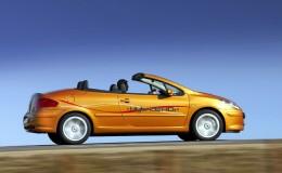 Peugeot 307 Hybride HDi Diesel