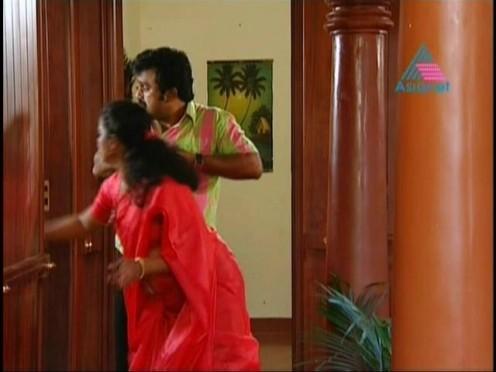 Sexy Malayalam TV Serial Aunty Maya Moushmi Image 8