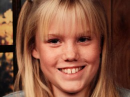 Jaycee Lee Dugard was held as a sex slave for eighteen years.