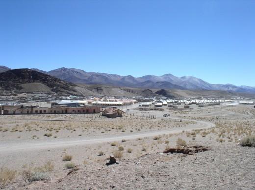 Train to the Clouds - Argetnina - San Antonio de los Cobres