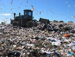 Landfill sites are not good for anyone