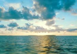 Tongan Sunset Copyright Ruth Elayne Kongaika