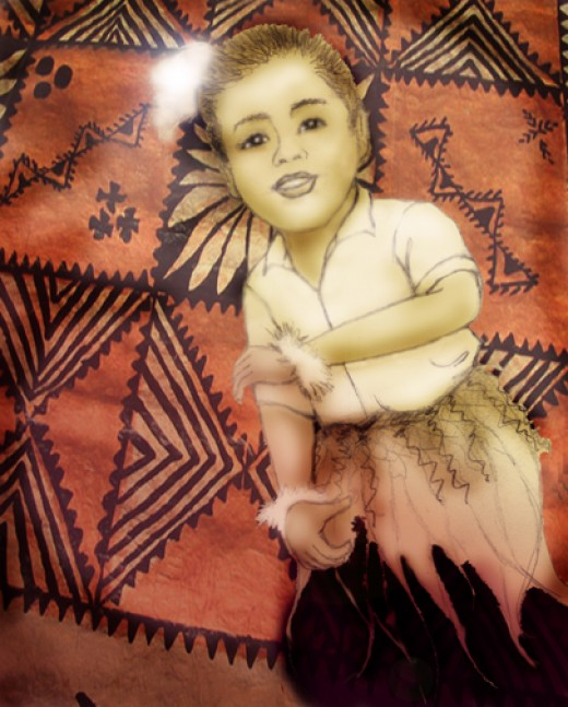 Copyright Ruth Elayne Kongaika
