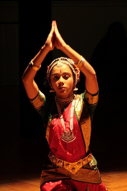 Bharatnatyam - Thanks to achievetta