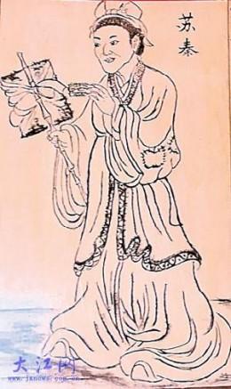 Lobbist Su Qin