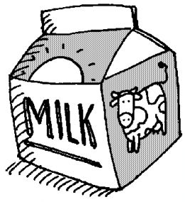 Milk and mostly all the dairy products cause lactose intolerance in some people.