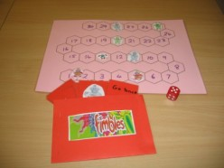 Homemade math board games Homemade games for adults