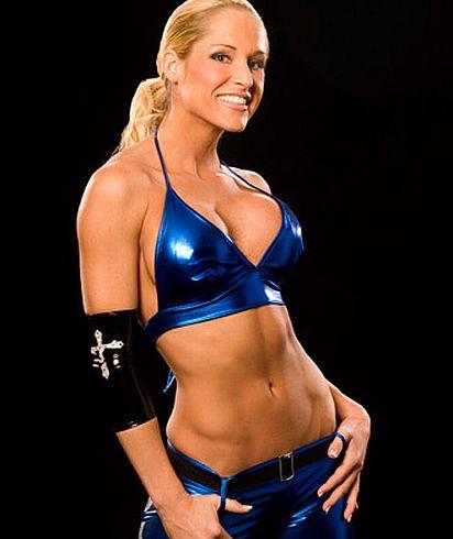 Former WWE Diva, Michelle McCool