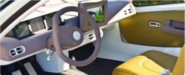 Aptera cockpit