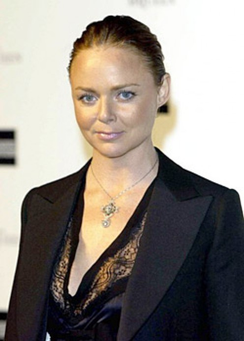 Stella McCartney under fire