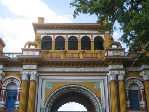 Main gate Katgola Jain Temple