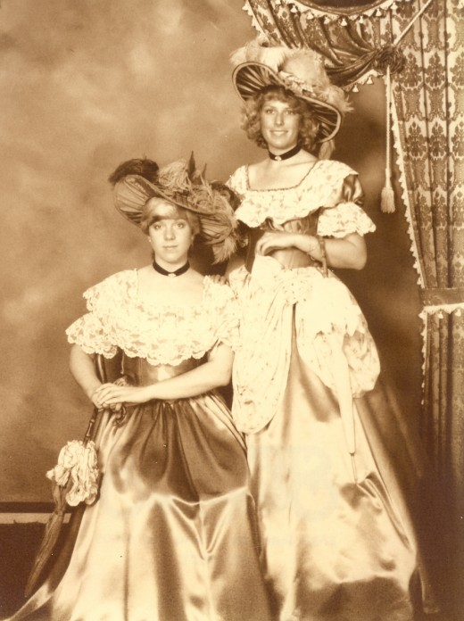 Reproduction Victorian Hats