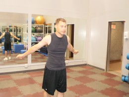 Arms and Shoulders Rotation 2