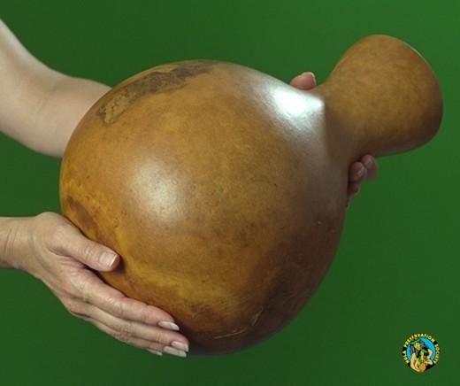 Ipu Heke - gourd drum