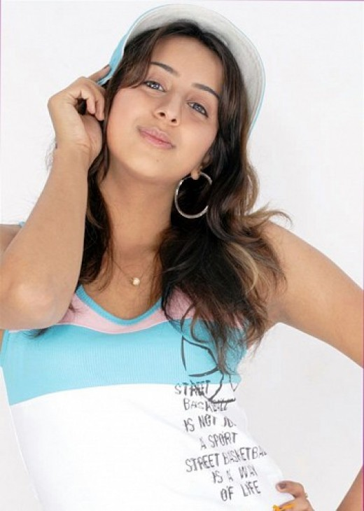 HOT ACTRESS SANJANA PICTURES