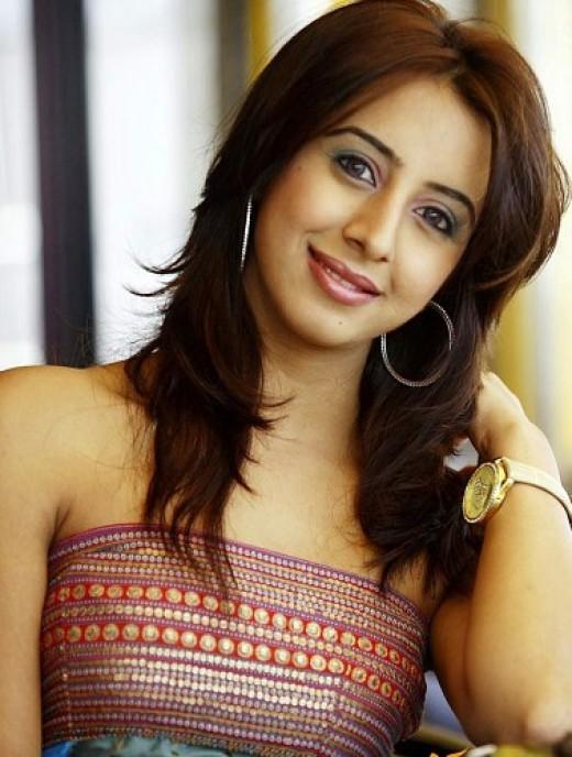 kannada actress hot. Hot Kannada actress Sanjana