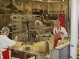 Lake Champlain Chocolates Factory, Burlington, Vermont