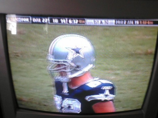 Hey, look at those Dallas cowboys,way to go cowboys, 1st game win of the season.