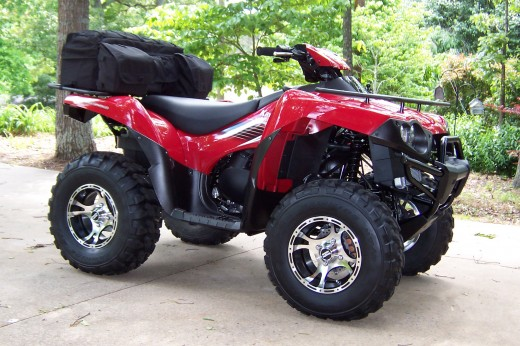 ATV tire ideas and reviews for four-wheeler and UTV tires and wheels.