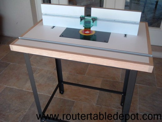 The RM605 Router Table
